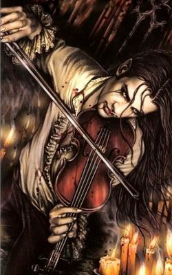 Скрипач в аду