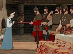 О мёртвой царевне и о семи богатырях