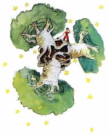 Маленький принц: Глава 05