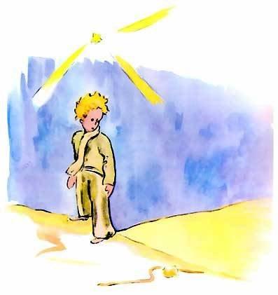 Маленький принц: Глава 17
