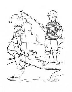 Как я ловил рыбу