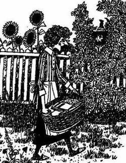 Разбойник Хотценплотц и муравейник с начинкой